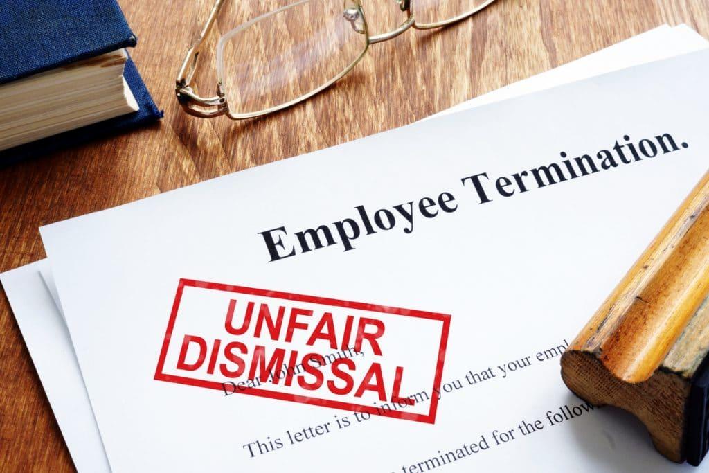 Killian Law: wrongful termination